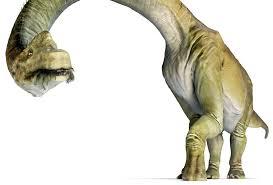 giraffatitan - comiendo