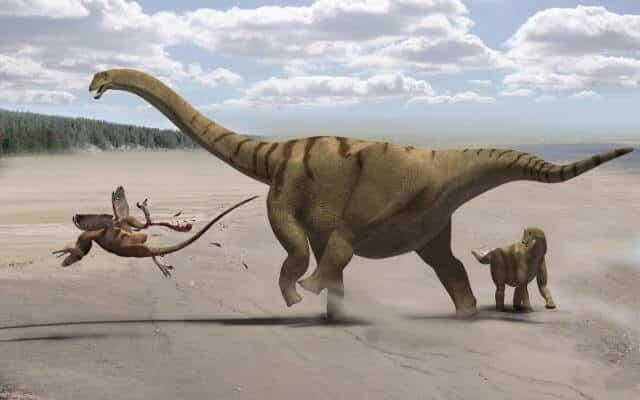 Hábitat del Utahraptor