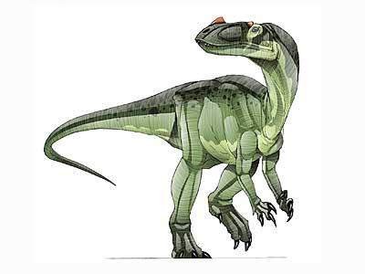 Sarcosaurus – dinosaurio carnívoro