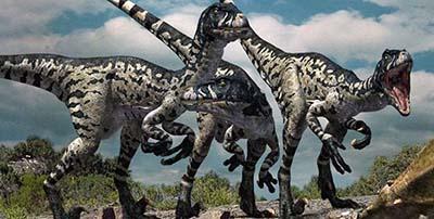 dromaeosaurus – dinosaurio carnívoro