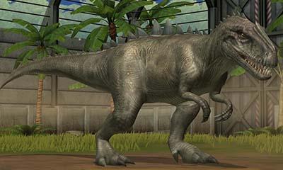 metriacanthosaurus – dinosaurio carnívoro