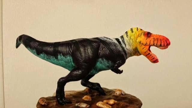 dinosaurios raros