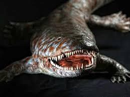 Ichthyostega-dientes