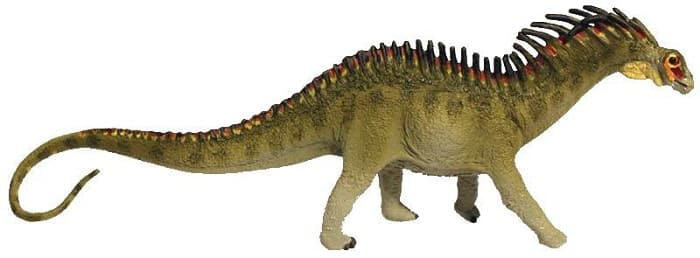 Espinas del Amargasaurus