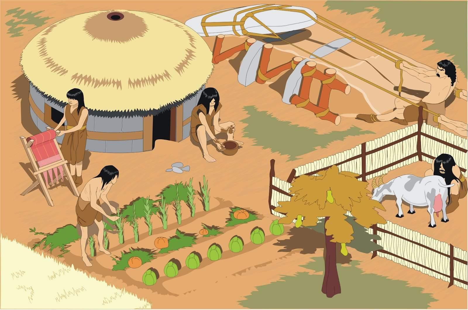 Prehistoria Para Niños Contada Paso A Paso
