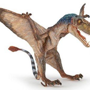 Dimorphodon – dinosaurios voladores
