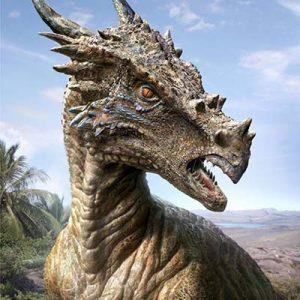Dracorex – dinosaurio herbivoro