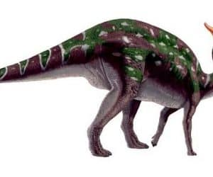 dinosaurio Saurolophus